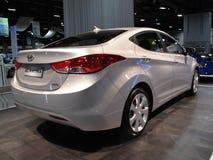 Hyundai Elantra Sedan Stock Photos