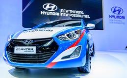 Hyundai Elantra Sport. Stock Image