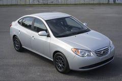 Hyundai elentra Royalty Free Stock Images