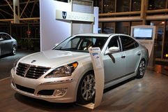 Hyundai Equus Stock Photography