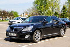 Hyundai Equus Royalty Free Stock Photography