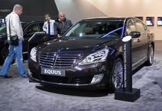 Hyundai Equus Stock Image