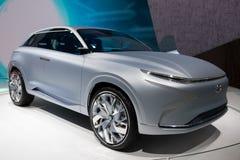 Hyundai FE Fuel Cell concept car Royalty Free Stock Photography