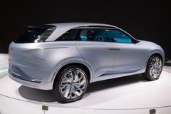 Hyundai FE Fuel Cell concept car Stock Photo