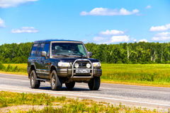 Hyundai Galloper Stock Photo