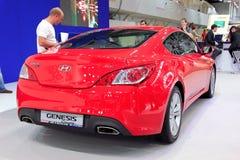 Hyundai Genesis Stock Photography