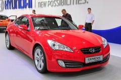 Hyundai Genesis Royalty Free Stock Photos