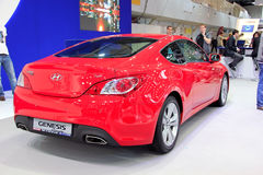Hyundai Genesis Stock Image