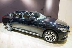 2016 Hyundai Genesis Royalty Free Stock Photo