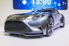 Hyundai Genesis Coupe, concept de HND-9 Venace Photographie stock libre de droits