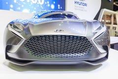 Hyundai Genesis Coupe, concept de HND-9 Venace Photo stock