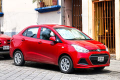 Hyundai Grand i10 Royalty Free Stock Photos