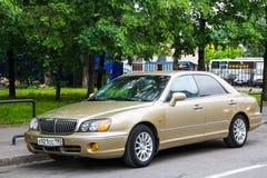 Free Hyundai Grandeur Stock Photos - 137911303