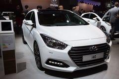 2015 Hyundai i40 Royalty-vrije Stock Afbeeldingen