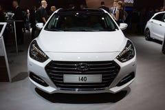 2015 Hyundai i40 Royalty-vrije Stock Afbeelding