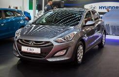 Hyundai i30 Immagini Stock