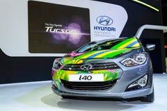 Hyundai i40 Brazil Edition Skin. Stock Photos