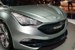 Hyundai i-Flow concept car Stock Images