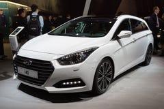 2015 Hyundai i40 Stock Photo