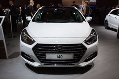 2015 Hyundai i40 Royalty Free Stock Image
