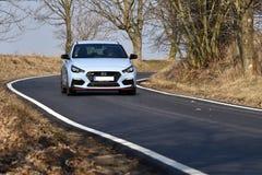 Hyundai i30 n стоковая фотография rf