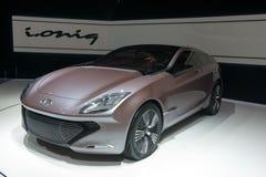 Hyundai  i-oniq concept Royalty Free Stock Photography