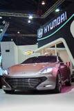 Hyundai i-oniq Concept Stock Photo