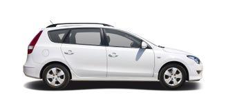 Hyundai i30 station wagon Stock Photos