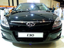 Hyundai i30 Stock Image