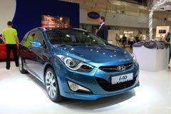 Hyundai i40 Stock Photo