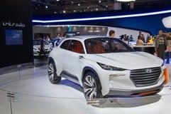 Hyundai Intrado Concept Stock Images