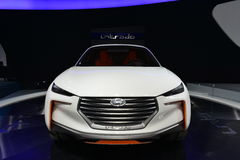 HYUNDAI Intrado concept SUV Stock Photos