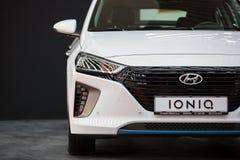 Hyundai Ioniq Obrazy Royalty Free