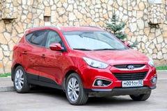 Hyundai ix35 stock afbeelding