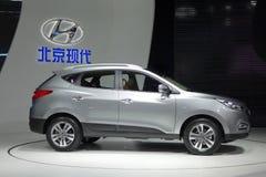 Hyundai  ix35 SUV Stock Image