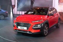 Hyundai Kona royalty-vrije stock foto