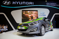 Hyundai Royalty Free Stock Image