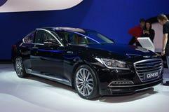 Hyundai-Ontstaan royalty-vrije stock afbeelding