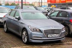 Hyundai-Ontstaan royalty-vrije stock foto's