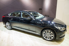 2016 Hyundai-Ontstaan Royalty-vrije Stock Foto