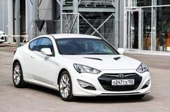 Hyundai-Ontstaan royalty-vrije stock afbeeldingen