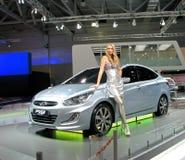 Hyundai RB Concept Royalty Free Stock Photo