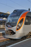 Hyundai Rotem train Royalty Free Stock Image