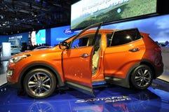 Hyundai Santa Fe Stock Photography