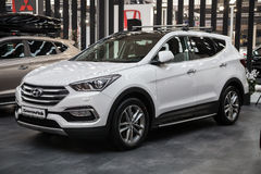 Hyundai SantaFe Royalty Free Stock Images