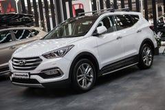 Hyundai SantaFe Royalty Free Stock Photos