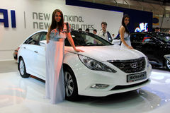 Hyundai Sonata Stock Image