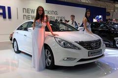 Hyundai Sonata Stock Photography
