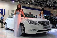 Hyundai Sonata Royalty Free Stock Photography