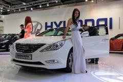 Hyundai Sonata Royalty Free Stock Images